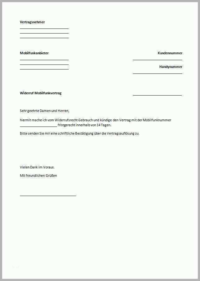 Eon Kundigungsschreiben Muster Vorlagen