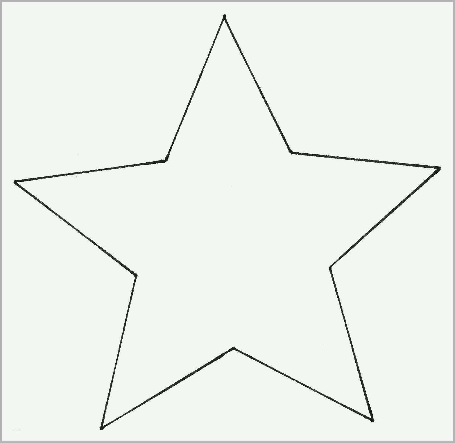 großartig stern 5 zacken vorlage cool vorlagen kostenlos