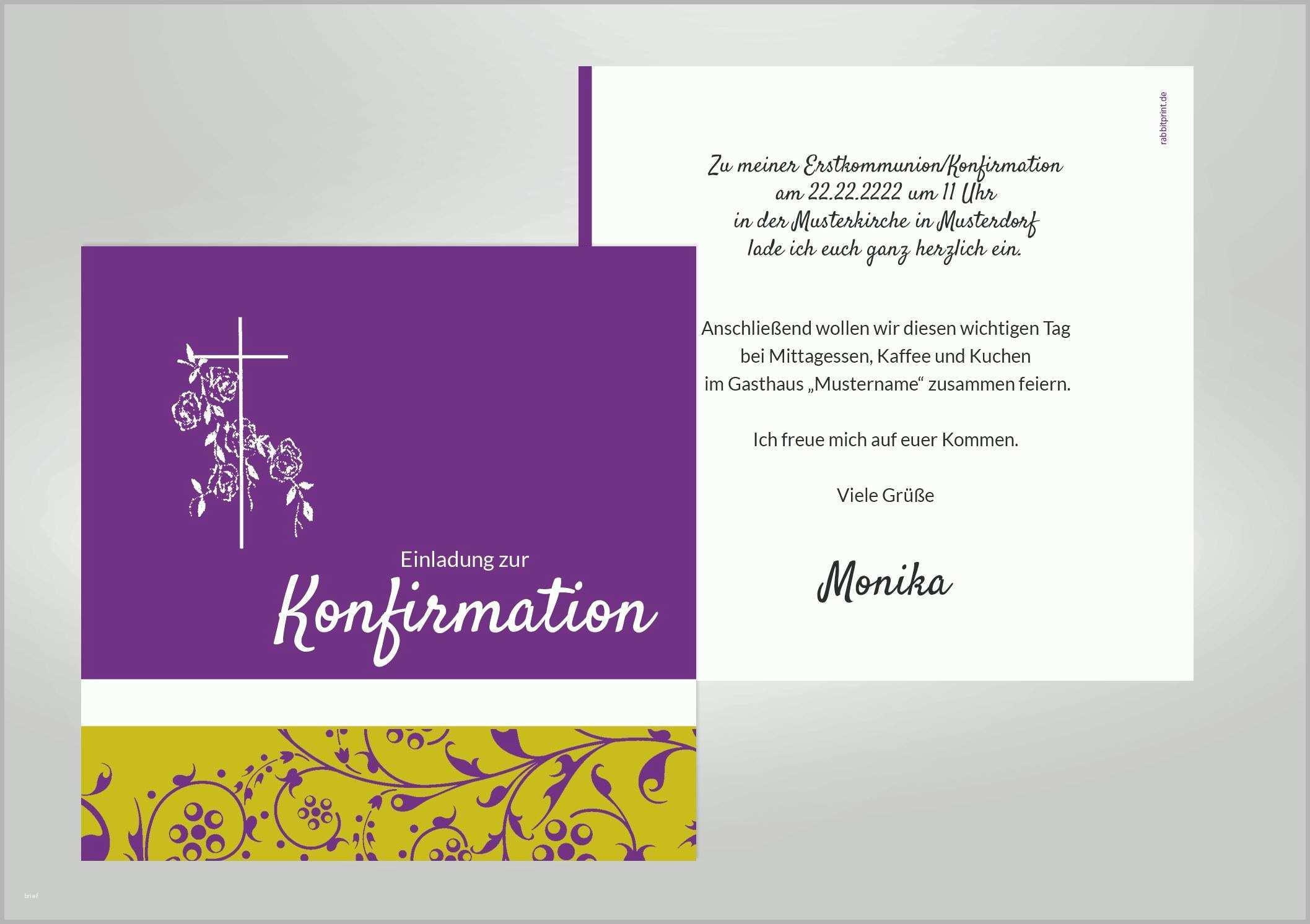 ideal konfirmation einladungskarten einladungskarten