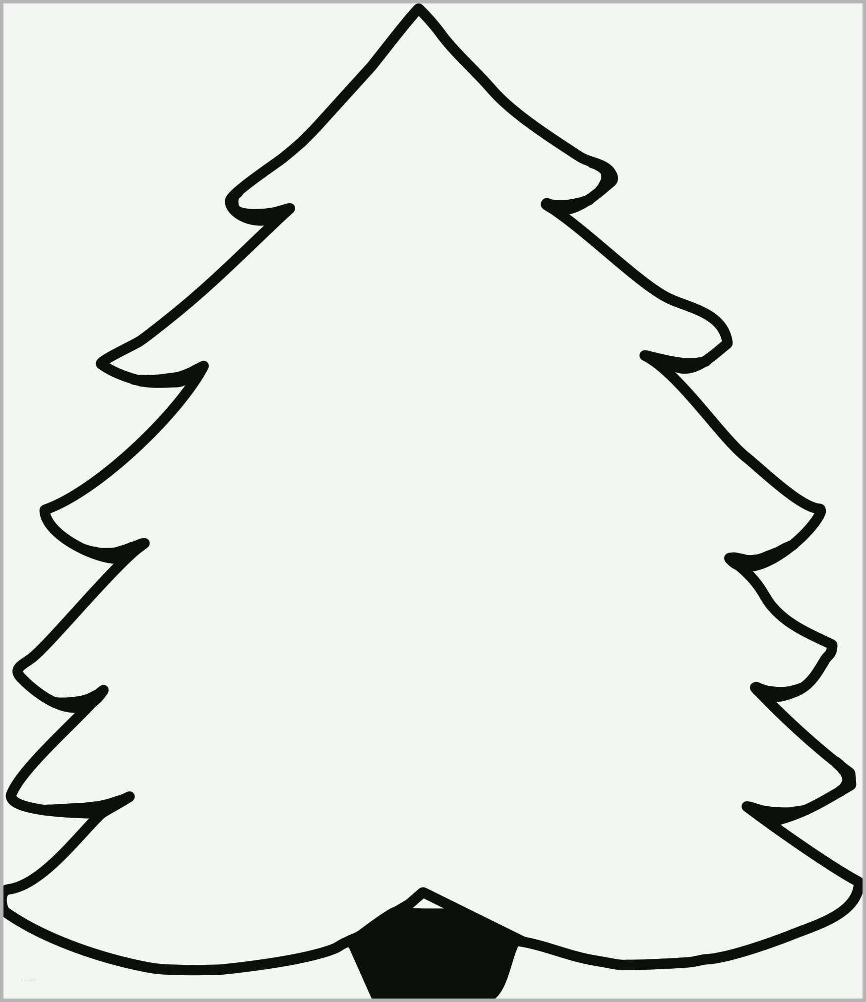 ideal tannenbaum basteln papier vorlage zum ausdrucken