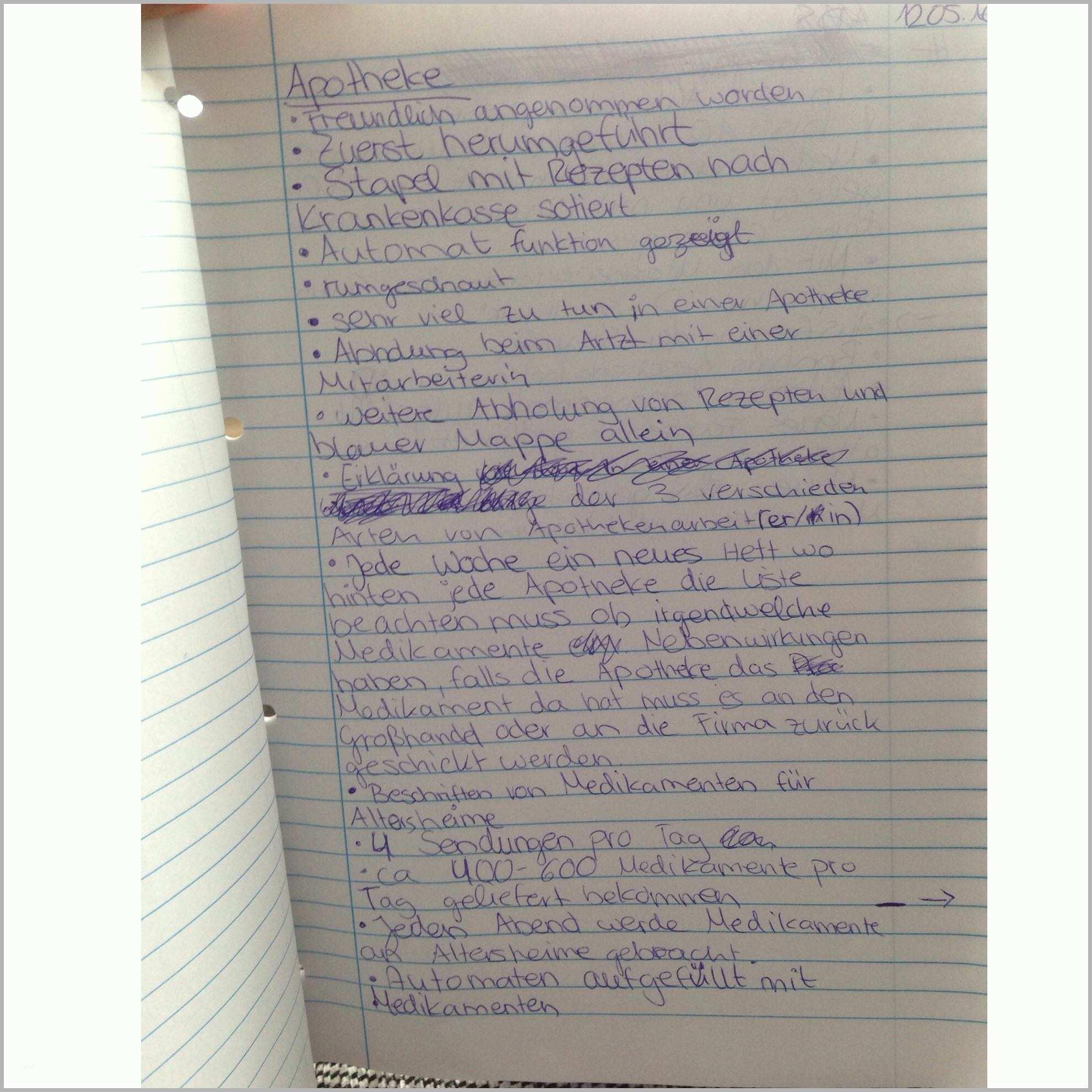 Spezialisiert Praktikums Bericht Schreiben 7 Klasse Schule