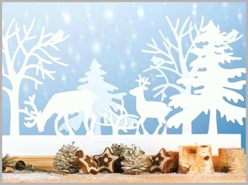unglaublich fensterbilder weihnachten vorlagen tonkarton